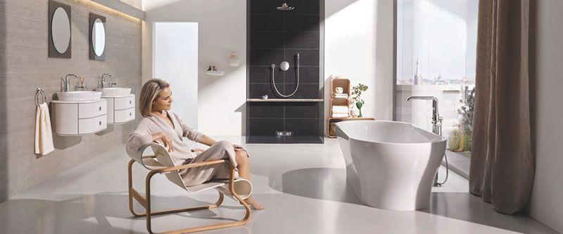 Badezimmer im Neubau - Was kostet ein neues Badezimmer? - Heizung ...